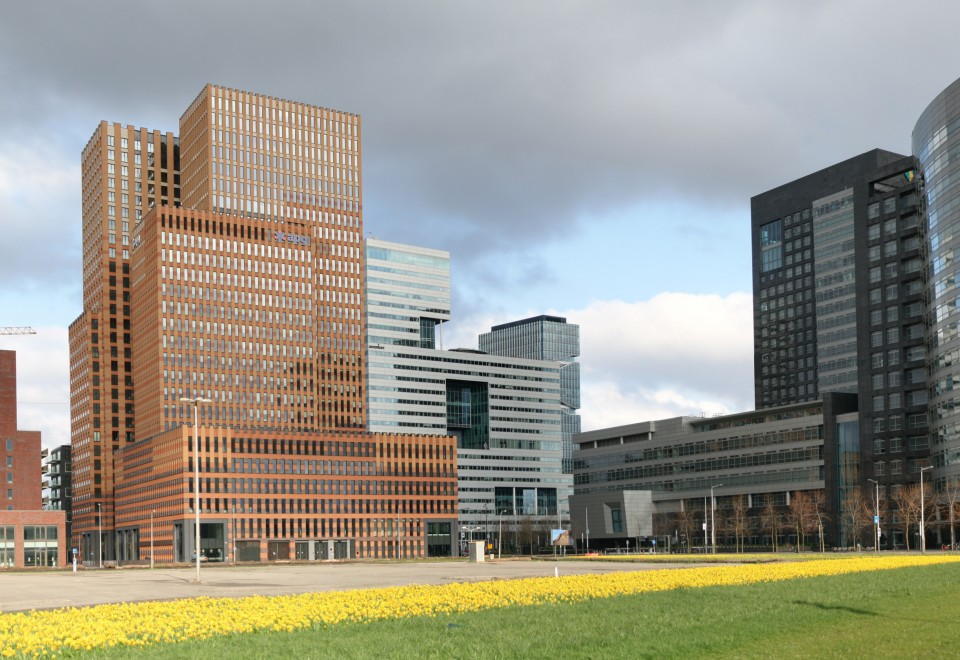 Major Dutch Financial Institution